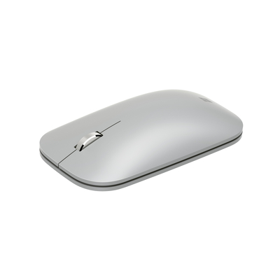 Microsoft computermuis: Surface Mobile Mouse - Platina