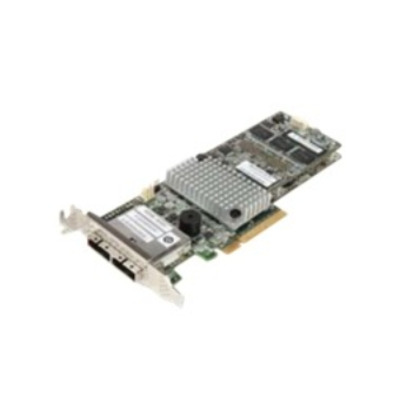 Fujitsu raid controller: MegaRAID SAS9285CV-8e SAS RAID 5/6