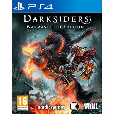 Nordic games game: Darksiders (Warmastered Edition)  PS4