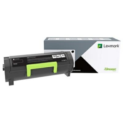 Lexmark 20000 pagina's, laser, zwart Toner