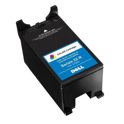 Dell inktcartridge: regelmatig gebruik P513w Kleureninktcartridge met hoge capaciteit - kit - Cyaan, Magenta, Geel