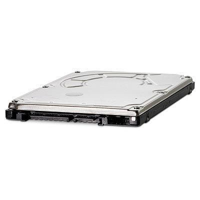 HP 500GB SATA hard disk drive - 7,200 RPM, 2.5-inch form factor, 9.5mm height, with Self-Encrypting Drive (SED) .....