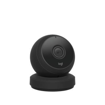 Logitech beveiligingscamera: Circle - Zwart
