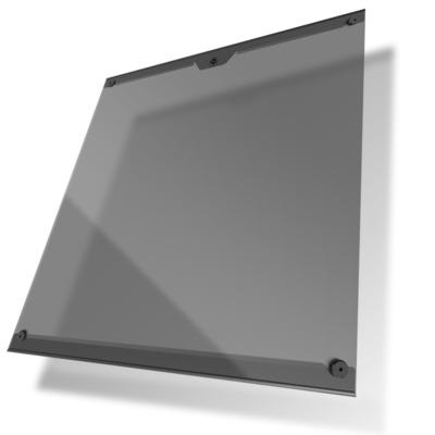 Cooler Master MCA-C3P1-KGW00 Computerkast onderdeel - Zwart, Transparant