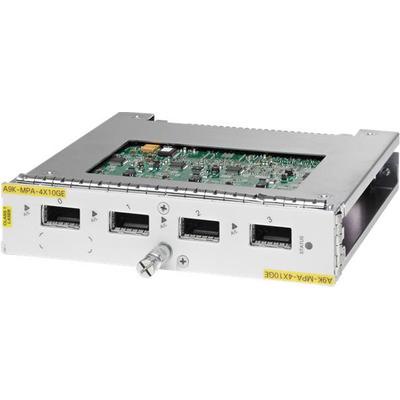 Cisco A9K-MPA-4X10GE-RF netwerkswitch modules