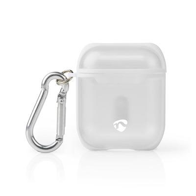 Nedis APCE100TPWT Koptelefoon accessoire - Transparant,Wit