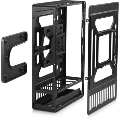 HP thin client bevestigingsbeugel Montagekit - Zwart