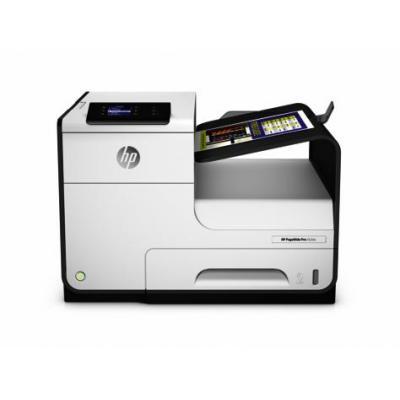 HP printer: PageWide Pro 452dw - Zwart, Cyaan, Magenta, Geel