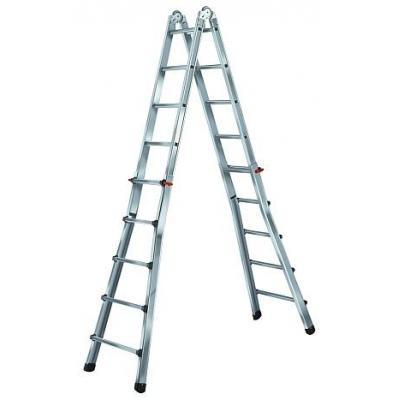 Brennenstuhl ladder: 1420340 - Aluminium