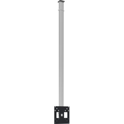SmartMetals 072.8300-144 Montagehaak - Aluminium, Grijs