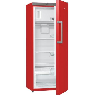 Gorenje combi koelkast: RB6153BRD - Rood