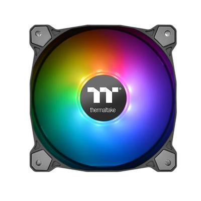 Thermaltake Pure Plus 14 RGB TT Premium Edition Hardware koeling - Zwart, Grijs