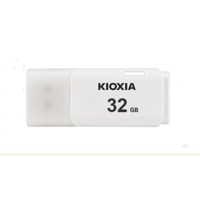 Kioxia TransMemory U202 USB flash drive - Wit
