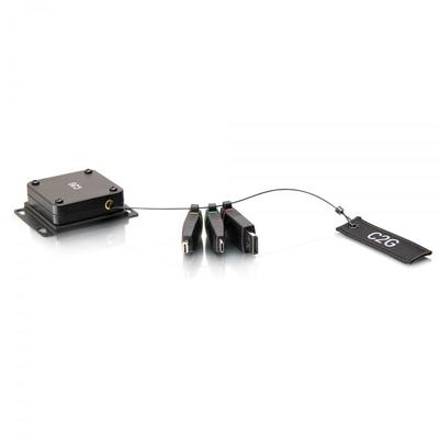 C2G 84269 kabeladapters/verloopstukjes