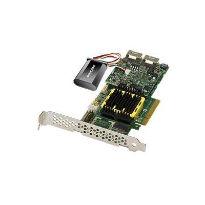 Adaptec interfaceadapter: RAID 5805Z - Groen