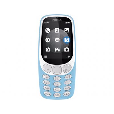 Nokia mobiele telefoon: 3310 3G Blauw