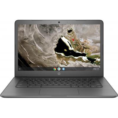 "HP Chromebook 14A G5 14"" A4 4GB RAM 32GB eMMC Laptop - Grijs"