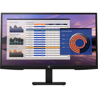 """HP P27h G4 27"""" FHD IPS Monitor"""