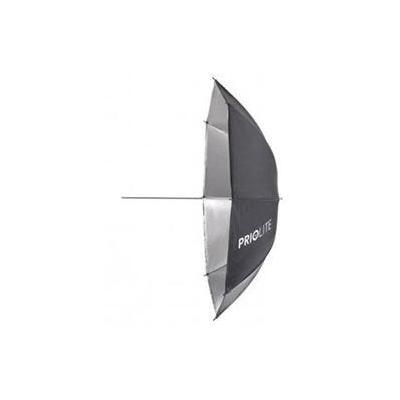 Priolite fotostudioreflector: PR50-0100-02 - Zwart, Zilver