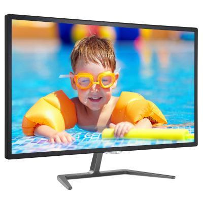 Philips monitor: LCD display 323E7QDAB/00 - Zwart