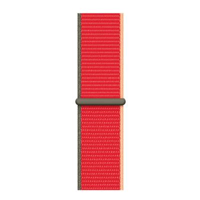 Apple Geweven sportbandje - (PRODUCT)RED (40 mm) - Rood
