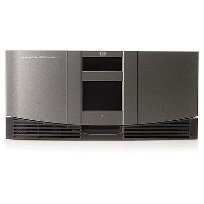 Hewlett Packard Enterprise StorageWorks MSL6030 tape autoader - Zwart, Grafiet