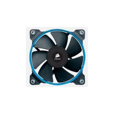 Corsair Hardware koeling: Air SP120 Quiet Edition - Zwart, Blauw, Rood, Wit