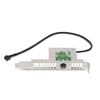 HP NVIDIA 3D-stereobeugel Montagekit - Zwart,Groen,Metallic