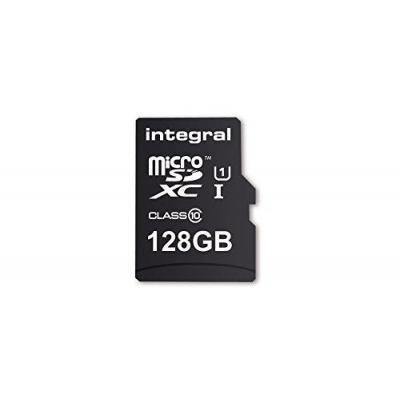 Integral Smartphone/Tablet microSDXC Card 128GB + OTG Reader