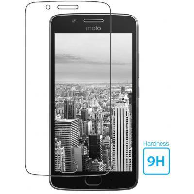 Mobiparts Regular Tempered Glass Motorola Moto G5 Screen protector - Transparant