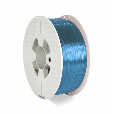 Verbatim 55056 3D printing material - Blauw, Transparant