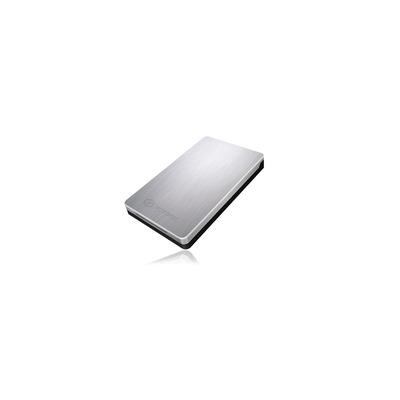 ICY BOX IB-234-U31A Behuizing - Zwart, Zilver