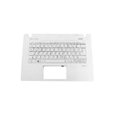 Acer notebook reserve-onderdeel: Cover Upper White with KeyBoard
