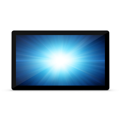 Elo Touch Solution I-Series E693211 All-in-one pc - Zwart