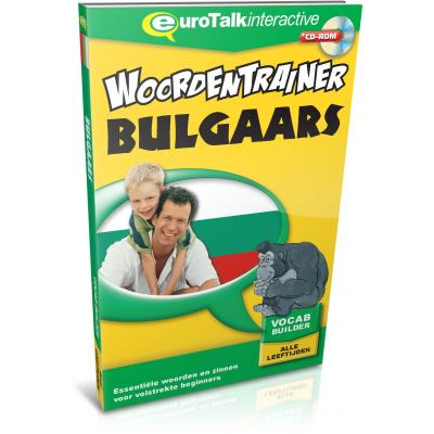 Eurotalk educatieve software: Woordentrainer, Bulgaars