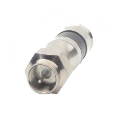 Hirschmann kabel connector: F-connector compressie RG 11