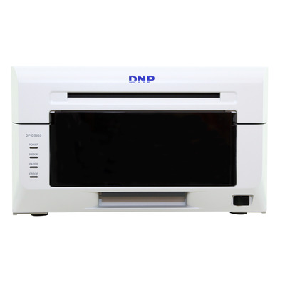 Dnp photo imaging fotoprinter: DP-DS620 - Zwart, Wit