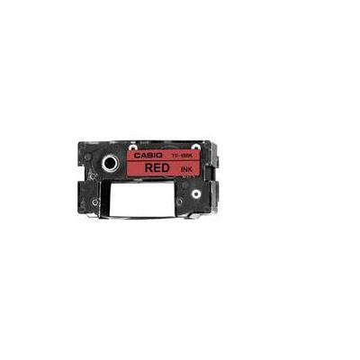 Casio TR-18RD Printerlint - Rood