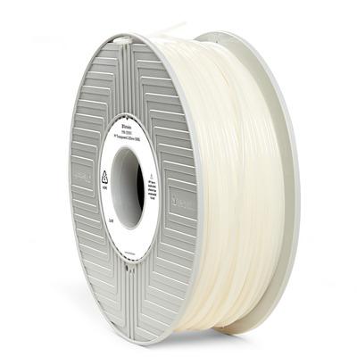 Verbatim PP-filament van 2,85 mm - transparant 3D printing material - Neutraal