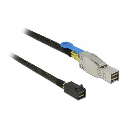 Delock kabel: Mini SAS HD SFF-8644 > Mini SAS HD SFF-8643 1 m