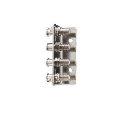 Spaun EW 4 Montagekit - Zilver