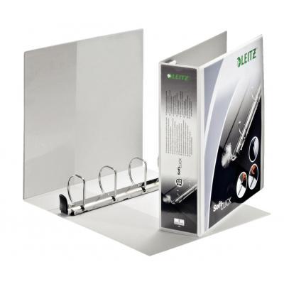 Leitz ringband: Premium SoftClick panorama ringband - Wit