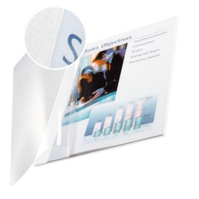 Leitz Soft Covers Binding cover - Wit