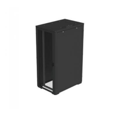 Eaton 42U rack met geperforeerde deur rack - Zwart
