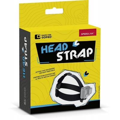 Speed-link : Head Strap for GoPro - Zwart