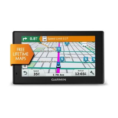 Garmin navigatie: DriveSmart 50LM - Zwart