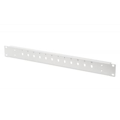 Assmann electronic patch panel accessoire: DN-96204-AL - Wit