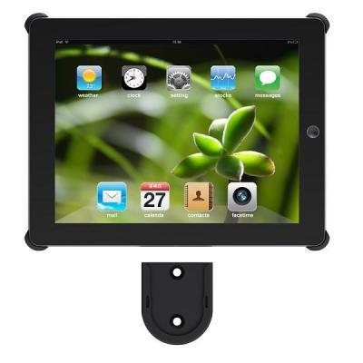 Newstar montagekit: De IPAD2-WM10BLACK is een wandsteun voor iPad 2 - Zwart