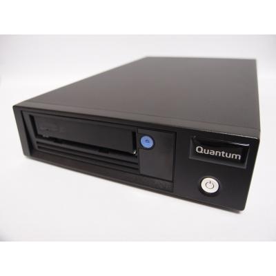 Quantum tape drive: LTO-6 Half Height Model C - Zwart