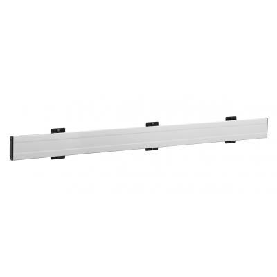 Vogel's muur & plafond bevestigings accessoire: PFB 3419 Interface plaat 1915 mm zilver
